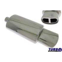 Sport kipufogó dob TurboWorks 30 2,5